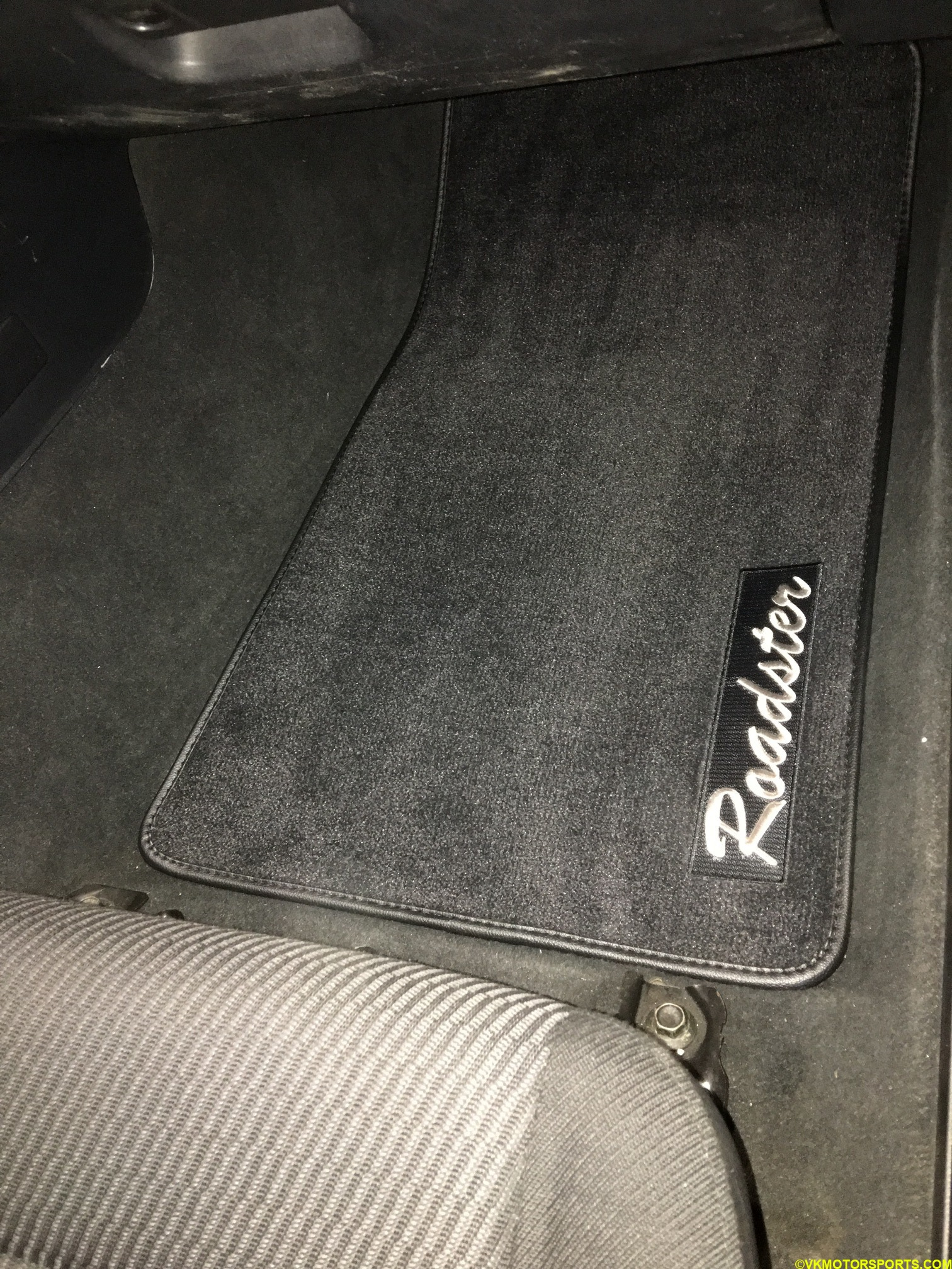 Figure 3. Passenger Side Floor Mat